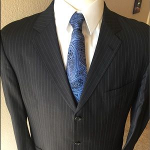 Hugo Boss Black Pinstripe